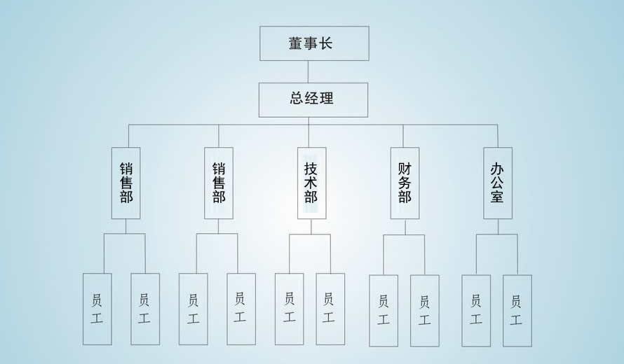 中药亚博yabo外围app生产厂家组织机构图